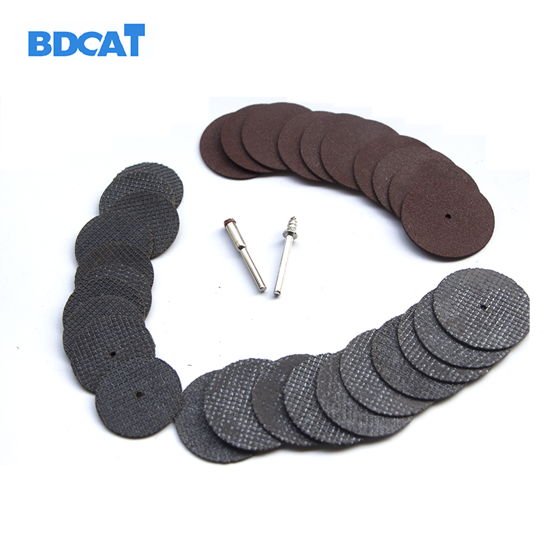 BDCAT 30pcs cutting disc circular saw blade grinding wheel for dremel rotary tool abrasive sanding disc tools cutting wood metal 10 60 teeth wood t c t circular saw blade nwc106f global free shipping 250mm carbide cutting wheel same with freud or haupt