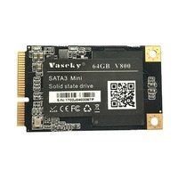 Vaseky 64G 1 8Inch Mini MSATA 6GB S Solid State Drive Notebook SSD Game Acceleration Discos