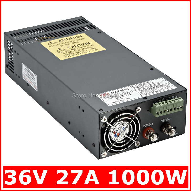 factory direct electrical equipment & supplies power supplies switching power supply s single output series scn 1000w 12v Factory direct> Electrical Equipment & Supplies> Power Supplies> Switching Power Supply> S single output series>SCN-1000W-36V