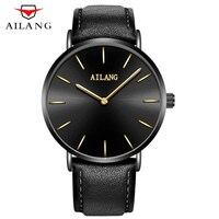6.5MM Ultra Thin High Quality Wrist Men Watches Luxury Waterproof 50M Man Clock Fashion Simple Montre 2019 Quartz Male Watch