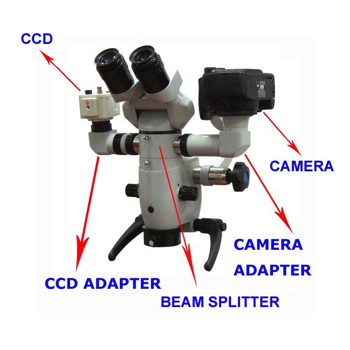 ヾ(^▽^)ノZeiss Tipi Işın Splitter Genişletici Ve Nikon SLR Kamera ...