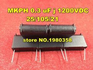 Image 1 - 10pca MKPH 0,3 мкФ j 1200VDC 25/105/21