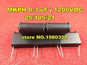 Image 1 - 10pca MKPH 0.3 uF j 1200VDC 25/105/21