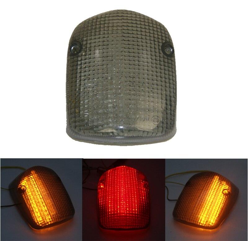 Waase для Honda Shadow Sabre 1100 2000 2001 2002 2003 2004-2008 e-mark сзади Фонарь Тормозные поворотники Integrated Светодиодная подсветка ...