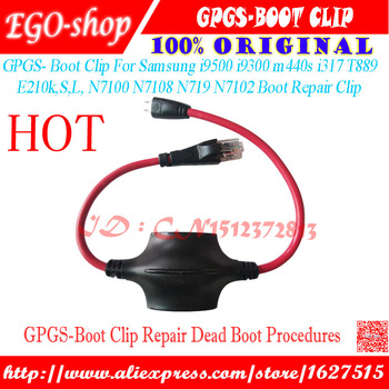 GPG S-Boot Sboot S boot Cable For Samsung Galaxy S3, S4,Note II, I9500, I9300, N7100 Boot Repair Clip фото