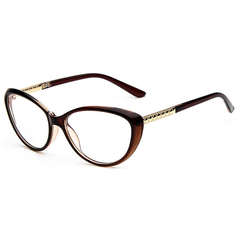 aliexpresscom buy 2015 brand new cat eye glasses frame women anti radiation glasses computer glasses optical frame eyeglasses oculos de grau c001 from