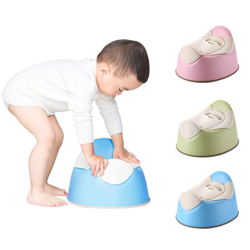 Baby Potty Cartoon Simple Baby Cars Child Toilet Seat Portable Children's Pot WC Training Girls Boy Potty Kids Potty Chair