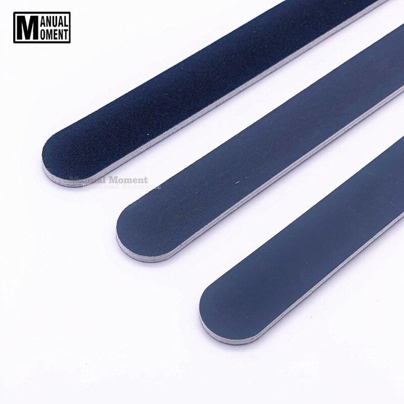 MagiDeal Multi Shape Grinding Tools Set Polishing Sticks for Model Kit Hobby