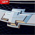 Cruze electrode plate highlight style front and rear logo emblem parts sticker fit for Chevy Cruze sedan 2009 2010 2011 2012