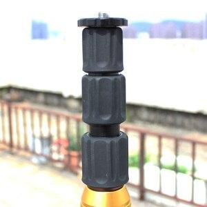 Image 3 - TM 390 cao chất lượng cao 390cm Kính thiên văn chân máy và monopod, kính thiên văn trên không Cột Buồm camera cực cho máy ảnh