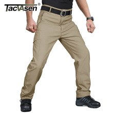 TACVASEN pantaloni in pile Softshell invernali pantaloni da uomo pantaloni tattici militari multitasche pantaloni da combattimento pantaloni da caccia softair