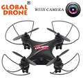 Global Drone GW009C 2.4G 4 Channel Remote Control Helicopter Droni Kids Toys Copter UFO Aeromodelo quad vs cheerson cx-10