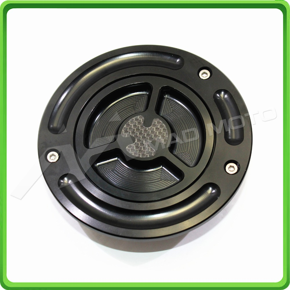 For 2006-2008 Honda NSF100 2007 2008 CNC Motorcycle Gas Fuel Tank Oil Cap Cover