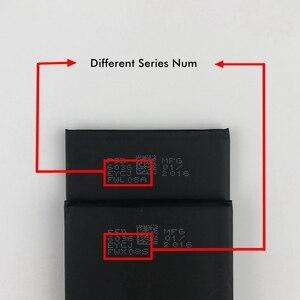 Image 3 - BMT oryginalny 5 sztuk Foxcon fabryki baterii dla iPhone 6 6G 1810 mAh 0 cyklu naprawa 100% prawdziwej