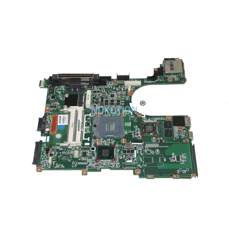 NOKOTION 686975-001 For HP Elitebook 6570B 8570P Laptop motherboard SLJ8E HM76 HD7570M DDR3 for hp laptop motherboard 6570b 686975 001motherboard 100% tested 60 days warranty