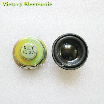 2 sztuk partia wysokiej głośnik o wysokiej jakości róg 3W 4R o średnicy 4CM miniwzmacniacz gumowa uszczelka głośnik trąbka tanie i dobre opinie WEIDILY 3W 4R 4CM