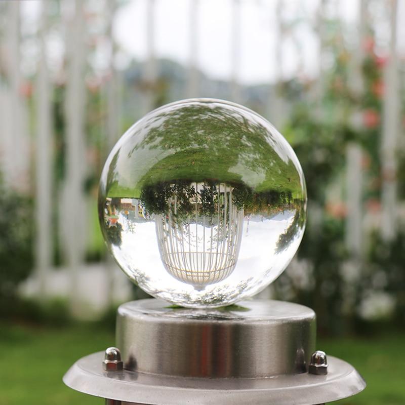 Crystal Healing Glass Ball Sphere 8