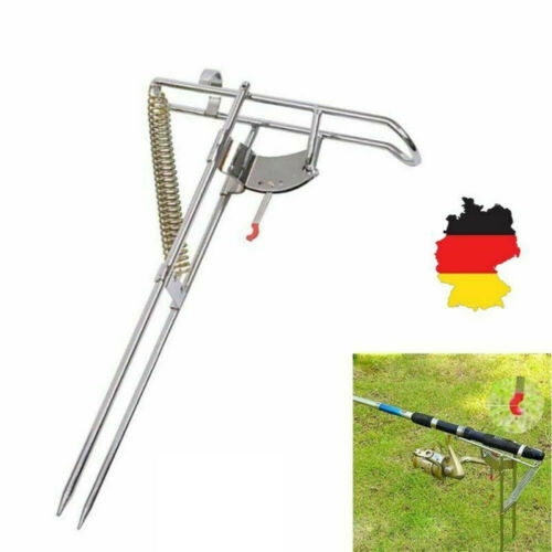 Adjustable Fishing Rod Bracket Rest Stand Support Ground Holder Fish Tools Hot