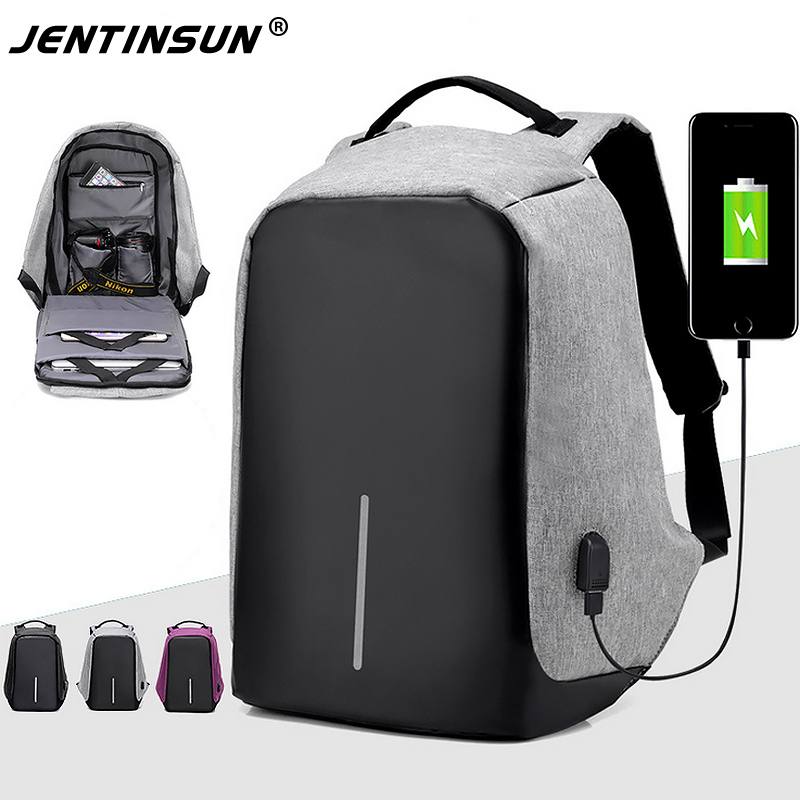 2017 Anti-thief USB Charging 15'' Laptop Backpack for Women Men Multifunction Travel Backpack School Backpack Bag for Teenagers voyjoy t 530 travel bag backpack men high capacity 15 inch laptop notebook mochila waterproof for school teenagers students