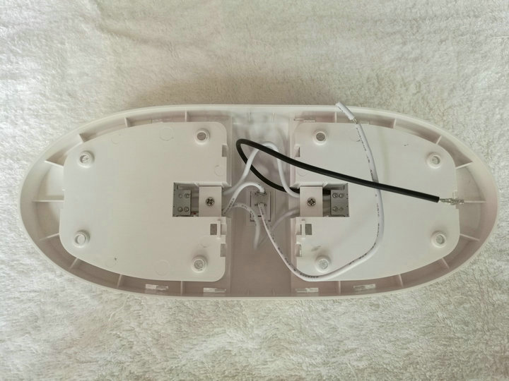 Plafoniera Barca Led : Plafoniera barca led: da esterno per led wh wr swh
