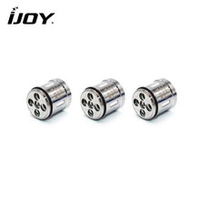 Original IJOY XL-C4 Light-up Chip Coil Replacement Head 0.15ohm 50~215W For IJOY Limitless XL RTA Sub Ohm Tank 3pcs/lot