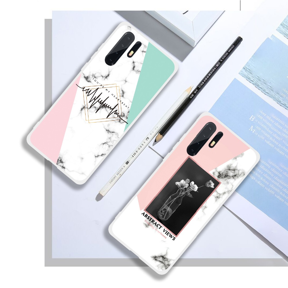 Case For Huawei P30 Pro P20 Lite P10 P Smart 2019 Marble Soft Silicone TPU Phone Cases For Huawei P30 P20 Pro PSmart 2019 Cover  (20)