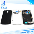 Full housing cover for Samsung Galaxy Mega 6.3 i9200 front cover+middle frame+back cover with buttons one piece free shipping