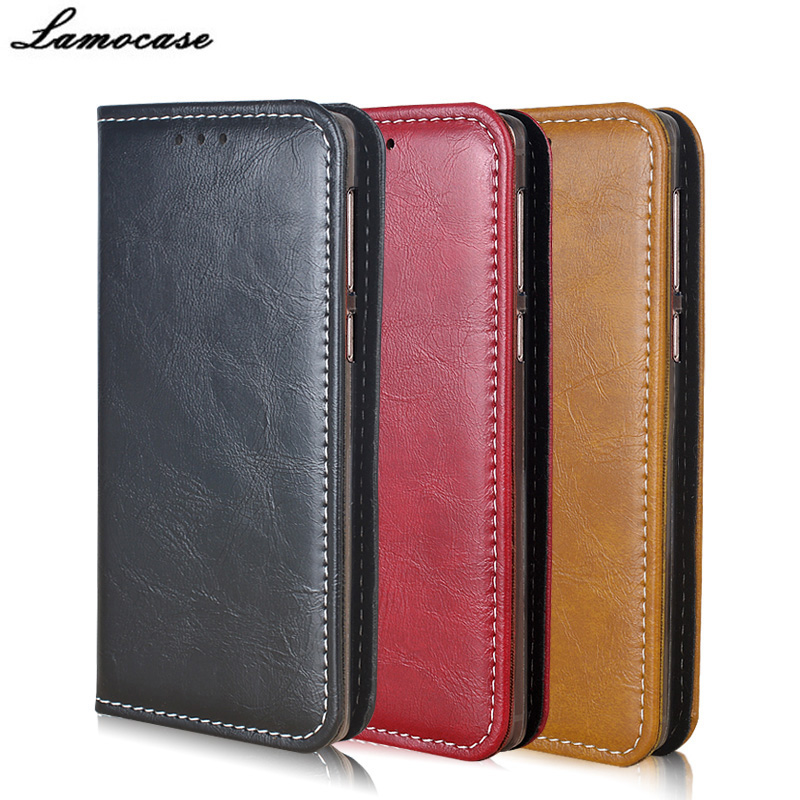 Leather Case Cover For Sony E5 Flip Case