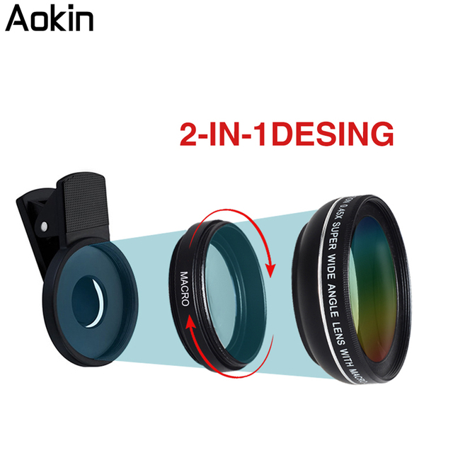 Aokin Camera Lens Kit