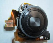 Camera Repair Part For Canon ixus220 Lens Zoom Unit Assembly With CCD FERR SHOPPING