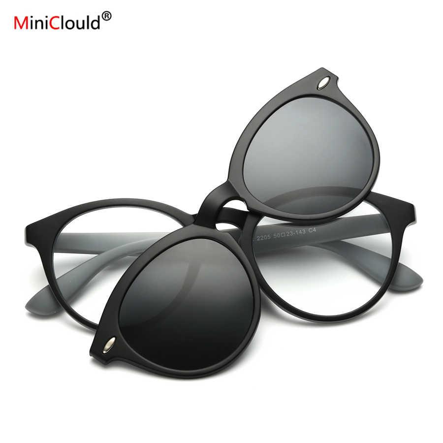 Солнцезащитные очки с магнитным креплением на очках Магнитные ночного видения