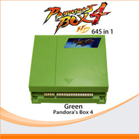 Newest 2 Players Street Arcade Fighter Game Board Pandora S Box 4 Jamma Multi Game Pcb