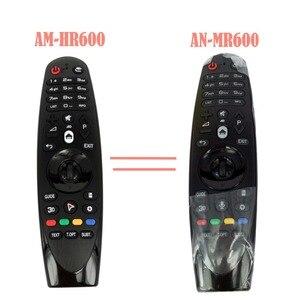 Image 3 - รีโมทคอนโทรลใหม่สำหรับ LG Magic Smart TV AM HR600 เปลี่ยน AN MR600 UF8500 UF9500 UF7702 OLED 5EG9100 55EG9200 42LF652V
