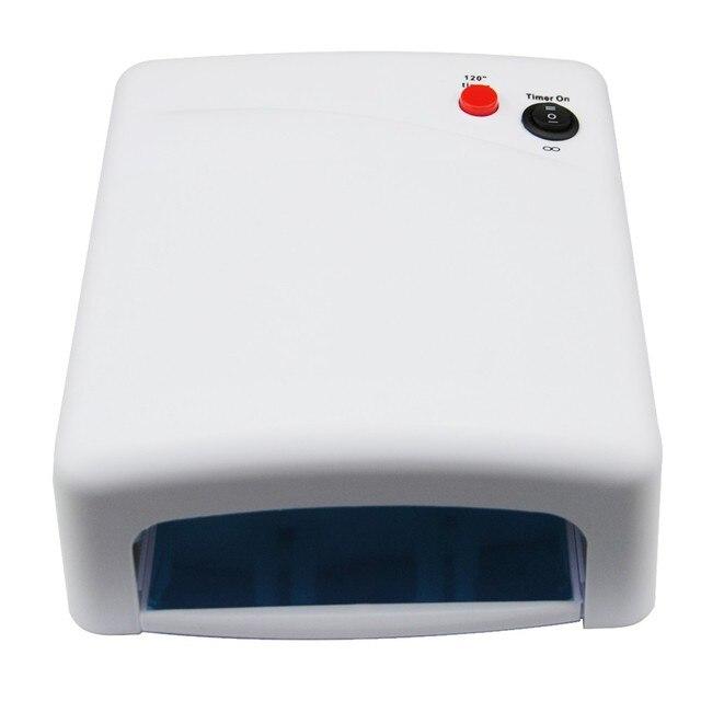 Lamp For Nails Professional Gel Nail Dryer 36W UV Lamp 110V-220V EU Plug Nail Lamp Curing Light Nail Art Dryer Tools