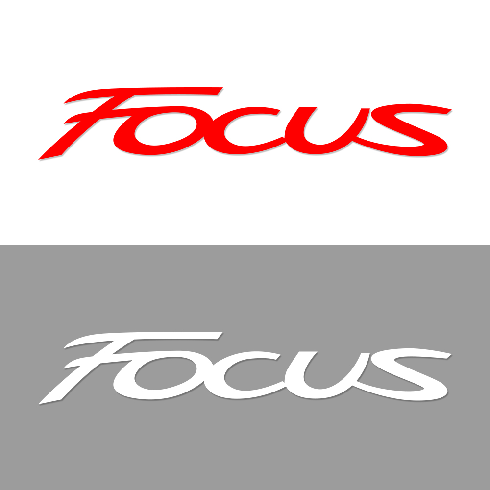 Image 5 - 4PCS Car Stickers Window Wiper For Ford Focus 2 3 1 MK2 MK3 MK1 Fashion Window Decor Reflective Decals Car Accessories Styling-in Car Stickers from Automobiles & Motorcycles