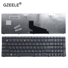 GZEELE для ASUS K53U K53Z K53B K53BR X53BY X53U X73 N73 K73 K73T A53U K53T K53T X53Z X53BR X53E A53 RU Русская клавиатура для ноутбука