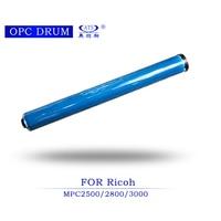 Opc Drum for Ricoh Aficio MPC 3000 2800 4500 2500 MPC3000 Hot Sale Photocopy Machine Part Copier Spare Parts