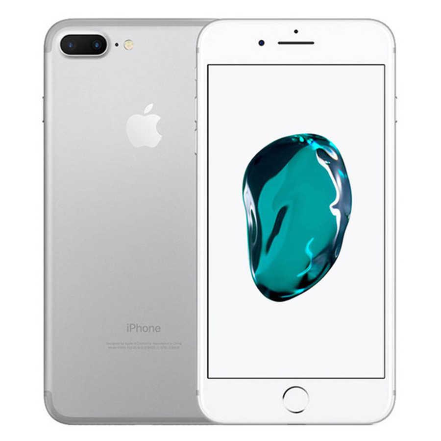 Сотовый телефон Apple iPhone 7 Plus iPhone 7, 3 ГБ ОЗУ 32/128/256 ГБ ПЗУ, IOS 10, камера 12 Мп, четырёхъядерный, сканер отпечатка пальца, 2910 мАч