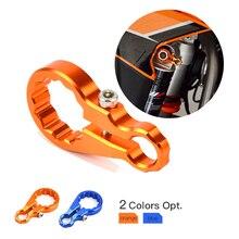 Rear Compression Adjustment Tool For KTM EXC EXCF XCW XCF SXF XCFW XC SX 125 150 250 300 350 450 500 TPI Six Days For Husqvarna цены онлайн
