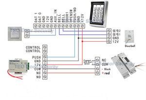 Image 5 - تصميم جديد سطح شنت مسمار كهربائي قفل DC12V فشل آمنة لباب خشبي ديدبولت NC وضع فشل مزلاج باب الالكترونيات آمنة