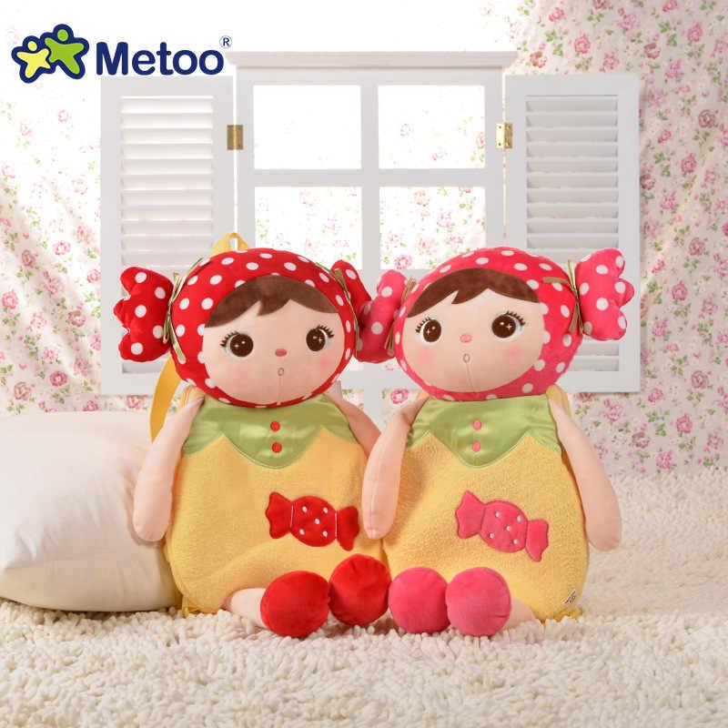 Metoo дети мультфильм коала плюшевый рюкзак для мальчиков и девочек милая сумка игрушки школьные дети Kawaii школьный подарок рюкзак