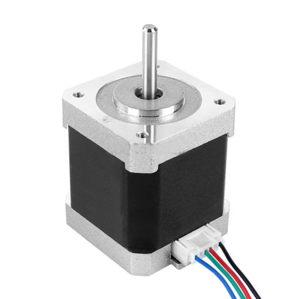 Brand new 1.8 Degree 42mm 12V NEMA17 2 Phase Hybird Stepper Motor JK42HS48-1684 saimi skdh145 12 145a 1200v brand new original three phase controlled rectifier bridge module