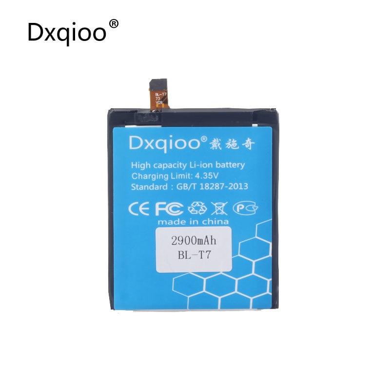 Dxqioo бренд батареи подходит для LG Optimus G2 <font><b>D802</b></font> D801 D800 L-01F LS980 P693 VS980 BL-T7 Аккумуляторы