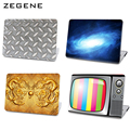 Iron artist Blue Sky Case laptop Protector For Mac book 11 12 13 15 inch case For Apple macbook 11 12 13 15 Air Pro with Retina