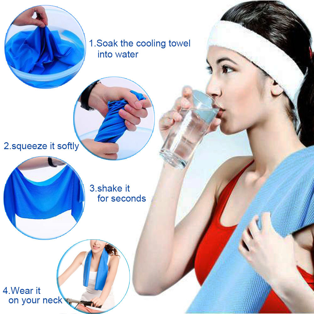 Best Gym Towel 2018: Online Buy Wholesale Cooling Towel From China Cooling