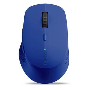 Image 2 - Poo o M300 기존 멀티 모드 무음 무선 마우스, 1600 인치 당 점 Bluetooth 3.0/4.0 RF 2.4GHz, 3 개의 장치 연결 용