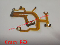 100 NEW Lens Main Flex Cable For Canon For PowerShot G10 G11 G12 Digital Camera Repair