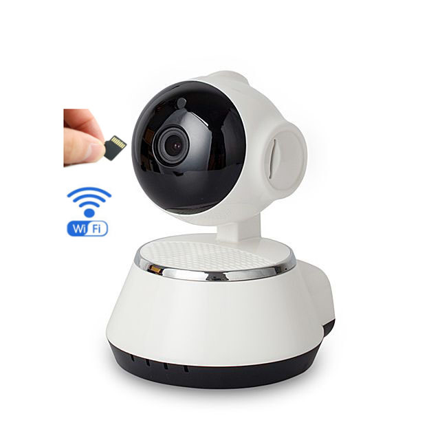Mini Wifi IP Camera Wireless 960P Smart P2P Baby Monitor Network CCTV Security Camera +128G SD Card Home Camera цена 2017