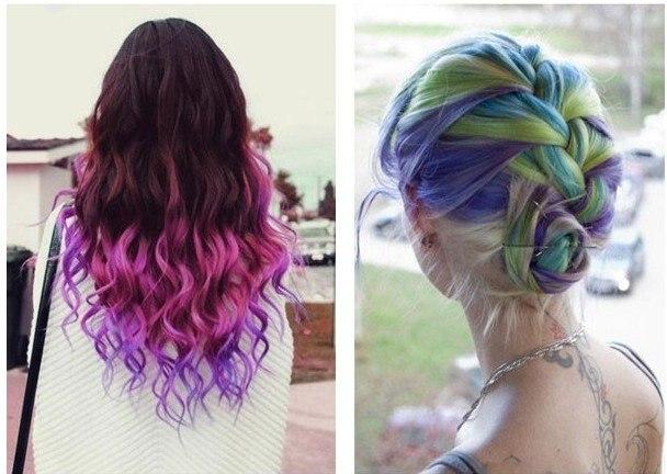 hair color dye chalk 12 soft
