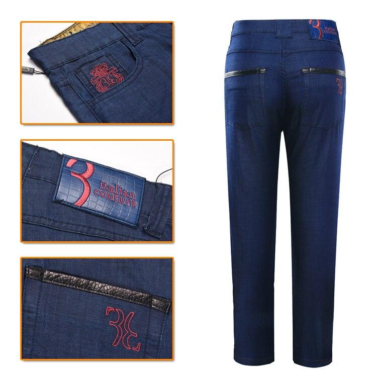 Miliarder TACE & SHARK dżinsy mężczyzn 2018 uruchomienie handlu komfort haft zaprojektowany mężczyzna spodni darmowa wysyłka mały rozmiar w Dżinsy od Odzież męska na  Grupa 1